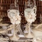 Свадебные бокалы № 20