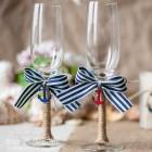 Свадебные бокалы № 21