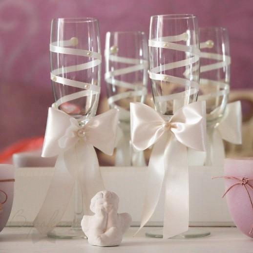 Свадебные бокалы № 31