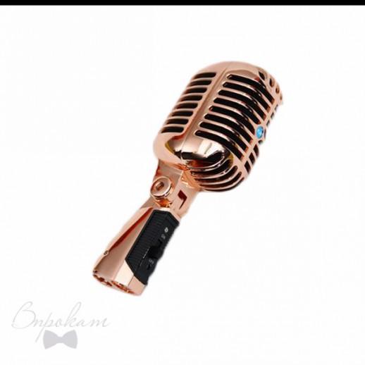 Ретро микрофон Volta
