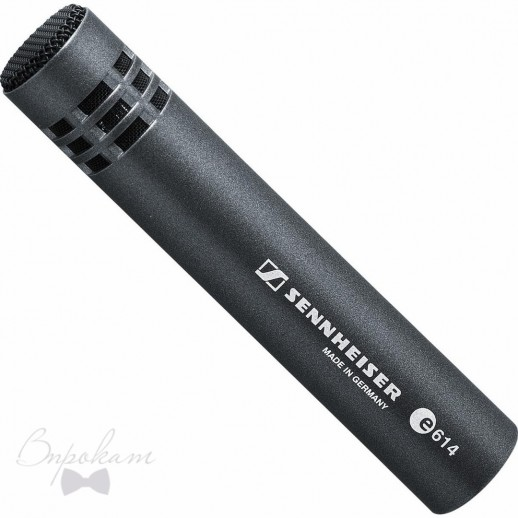 Инструментальный микрофон SENNHEISER E 614