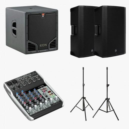 Звуковой комплект, 1 кВт